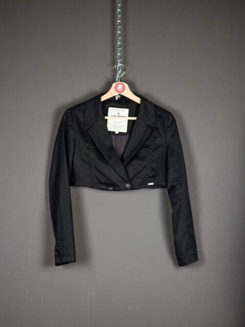 Jachetă Cropped | Mărime S