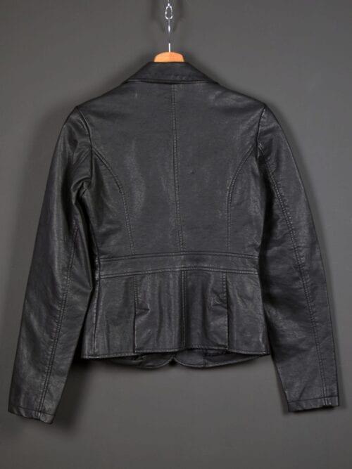 Jachetă de piele | Mărime S