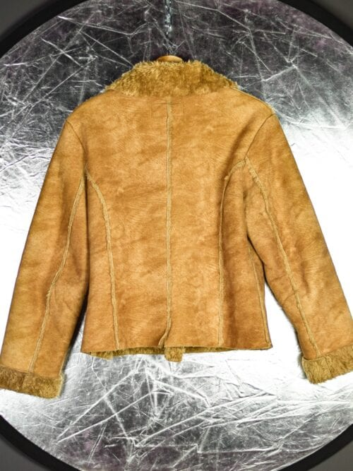 Jachetă cu blană | Mărime S