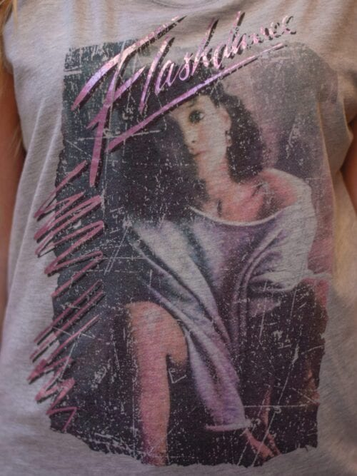 Tricou Flashdance | Mărime S