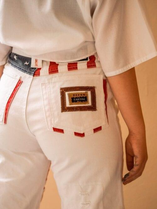 Pantaloni scurți Major Cartini | Mărime M