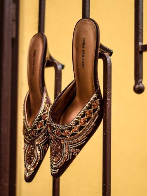 Pantofi din piele | Mărime 37