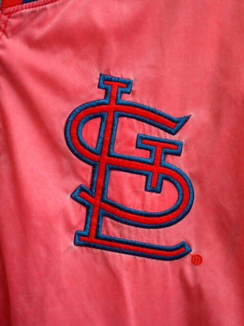 Jachetă St Louis Cardinals | Oversized