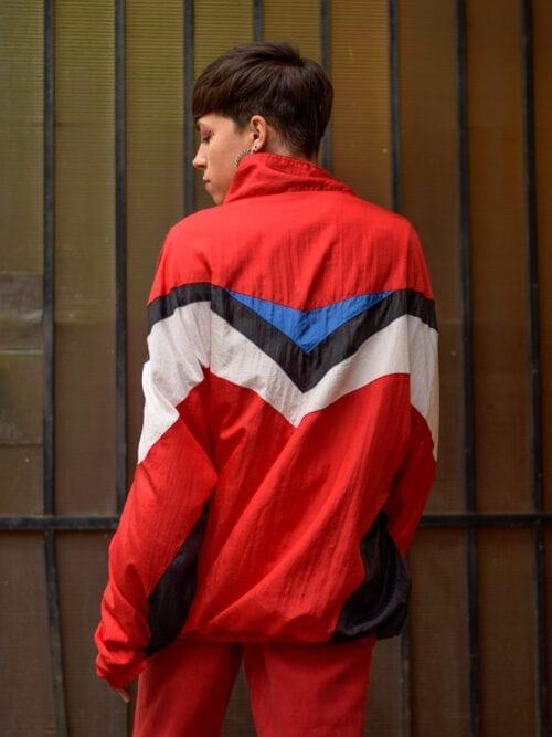 Jachetă oversized