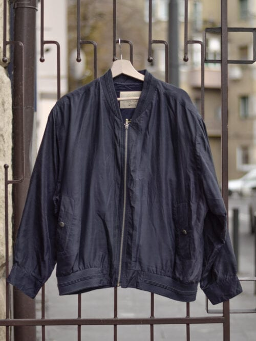 Jachetă bomber John Slim   Mărime M/L