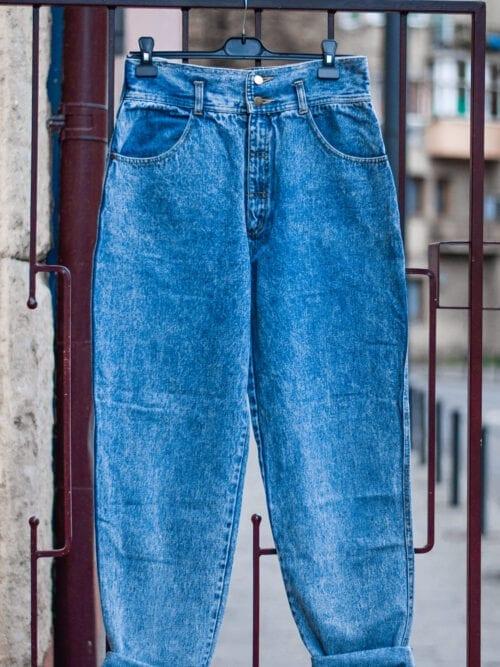 Pantaloni retro | Mărime L