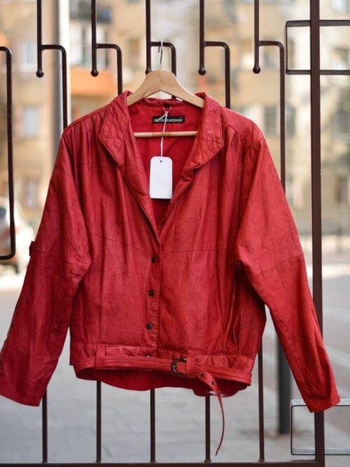 Jachetă de piele | Oversized