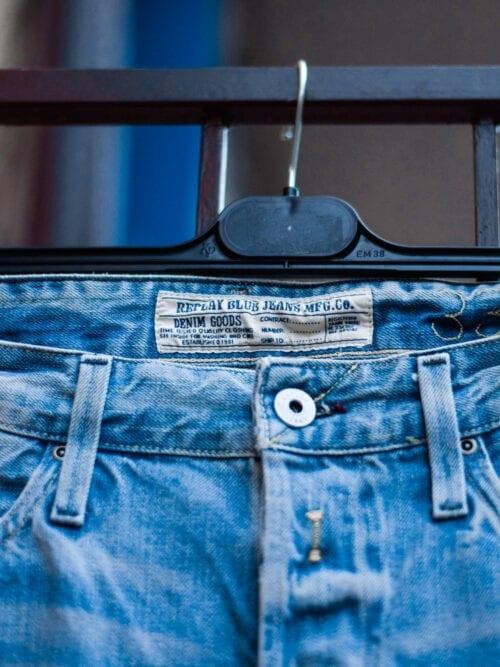 Pantaloni Replay | Mărime