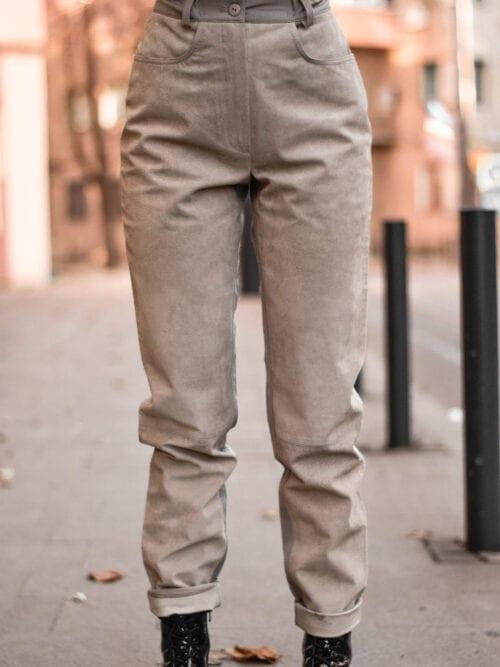 Pantaloni din piele | Mărime XS/S
