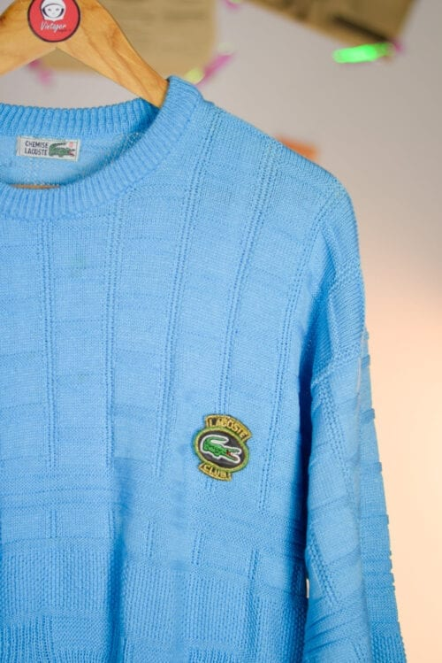 Pulover Lacoste | Oversized