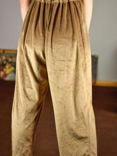 Pantaloni Catifea | One Size