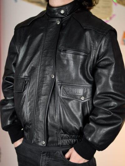 Jachetă Piele Chi | S/M