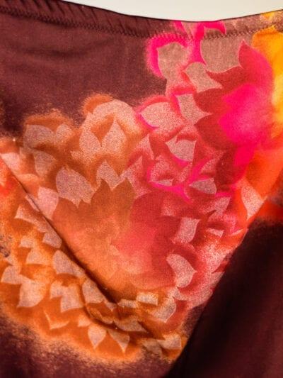 Costum Orchidee 60s   M